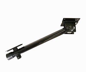 Suporte E Prolongador P/ Sensor E Câmera Cftv Aluminío 40cm