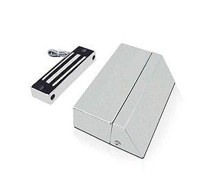 Fechadura Eletromagnética Drigon para Portas de Vidro