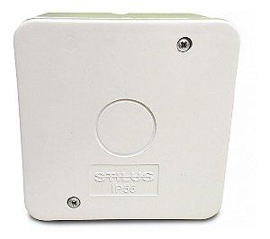 Caixa Proteção Organizadora p/ Conectores CFTV Ip55