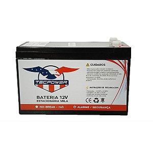 Bateria 12v 7ah Selada para Nobreak Unipower