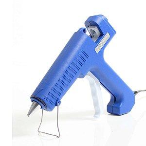 Pistola De Cola Quente Profissional K-800 Rhamos & Brito 23w
