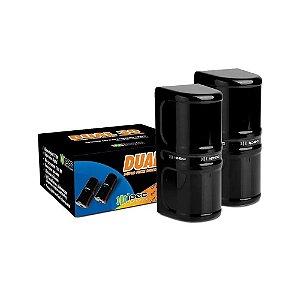 Sensor De Barreira Ativo Ipec Dual 30 Metros Duplo Feixe