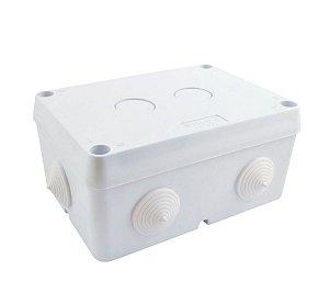 Caixa De Proteção Organizadora Para Cftv Stilus 16 X 11