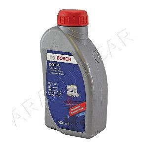 Fluido de freio Bosch DOT4 500 ml
