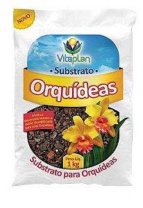 Preparo para Orquídeas