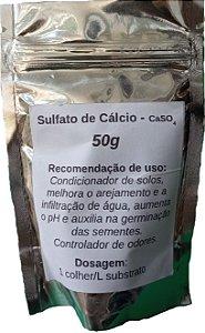 Sulfato de Calcio 50g