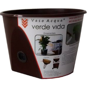 Vaso Auto Irrigável Acqua