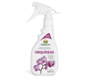 Fertilizante Foliar Orquideas 500 ml - Vitaplan