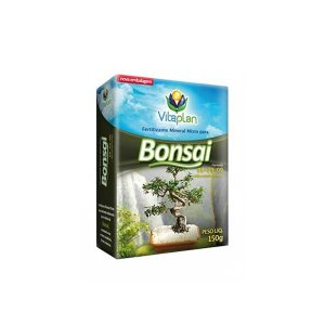 Fertilizante Mineral Bonsai 150 g Vitaplan