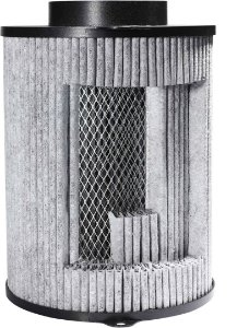 Filtro de Carvão Proactiv 125mm/250m³/h
