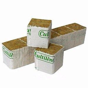 Lã de Rocha Cultilene Cube - 4cm