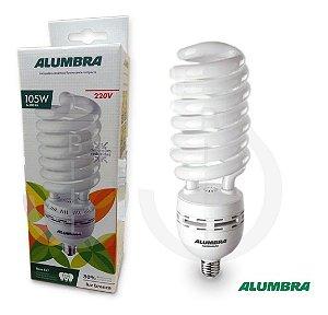 Lâmpada Fluorescente 105W 220V