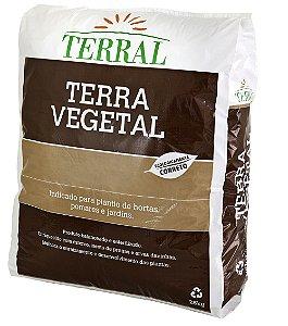 Terra Vegetal 25 Kg - Terral
