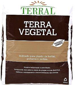 Terra Vegetal 25 Kg