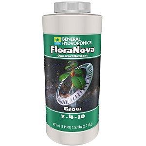 FloraNova Grow 7-4-10 - 473 ml - General Hydroponics