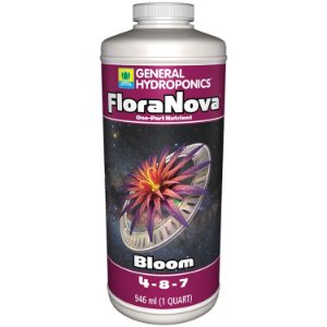 FloraNova Bloom 4-8-7 - 473 ml - General Hydroponics