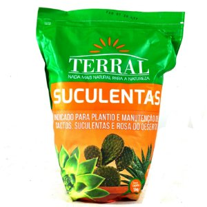 Terral Suculentas 01 kg