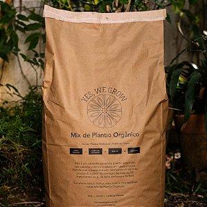 Mix de Plantio Orgânico 25L