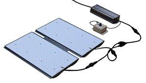 Painel de LED Quantum Board 160w - Bioledz