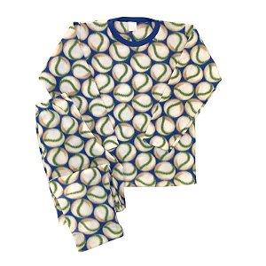 Pijama Infantil Soft BASEBALL