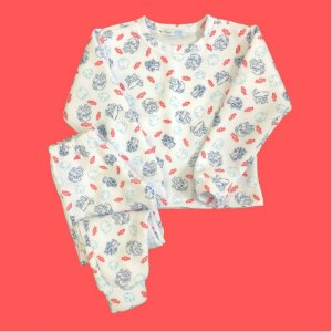Pijama Infantil Soft Punho BEAR