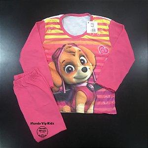 Pijama Infantil SKYE PINK