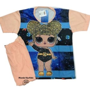 Pijama Infantil LOL