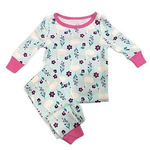 Pijama Infantil SLIM Cisne