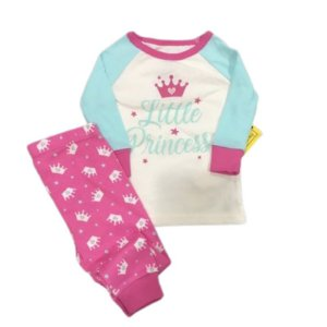 Pijama Infantil SLIM Princess