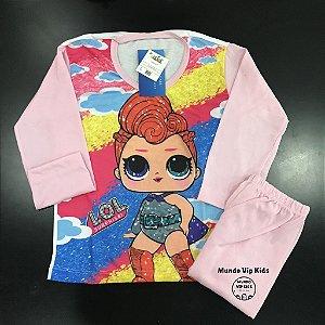 Pijama Infantil LOL COLOR