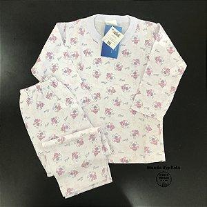 Pijama Infantil 100% Algodão BEE