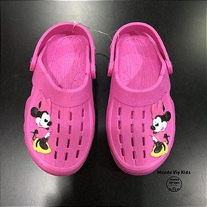 Crocs Infantil Minnie