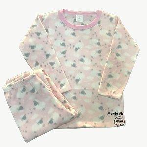 Pijama Infantil Soft OVELINHAS