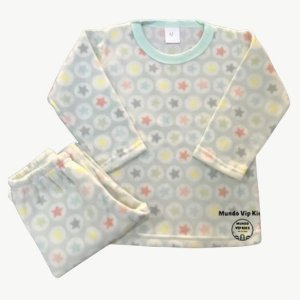 Pijama Infantil Soft ESTRELAS