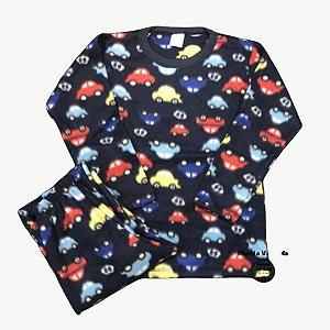 Pijama Infantil Soft FUSCA