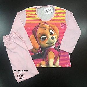 Pijama Infantil SKYE ROSA