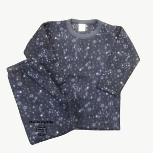 Pijama Infantil Soft UNIVERSO
