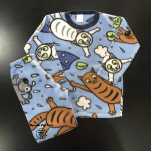 Pijama Infantil Soft CATS PARTY