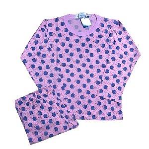 Pijama Infantil 100% Algodão FUNNY CUTE