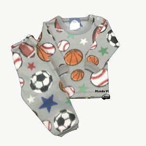 Pijama Infantil Soft Baby SOCCER BALLS