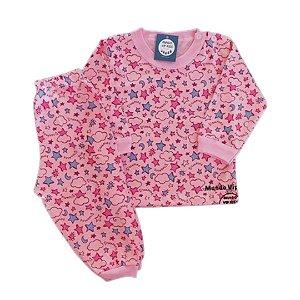 Pijama Algodão Baby DREAMER STARS