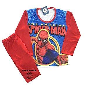 Pijama Infantil HOMEM ARANHA NEW