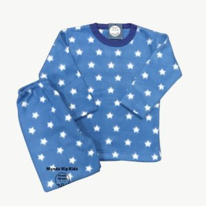 Pijama Infantil Soft ESTRELAS ROYAL