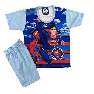 Pijama Infantil SUPERMAN