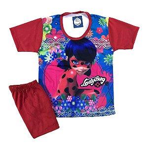 Pijama Infantil LADY BUG COLOR