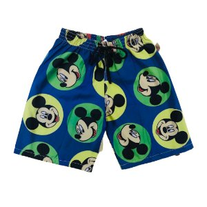 Short Infantil Tactel MICKEY COLOR