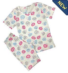 Pijama Infantil NUVENS
