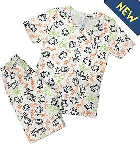 Pijama Infantil ZOO