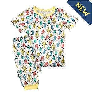 Pijama Infantil SLIM CACTOS