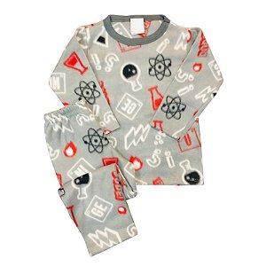 Pijama Infantil Soft DUDE CNZA
